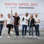 Smart Wearables auf dem Digital-Gipfel 2017