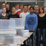 IoT-Werkstatt im Nationalpark: Internationale Summer-School baut Mini-Ökosystem
