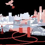 Modellprojekte Smart Cities: Aufruf für Bewerbungen zur dritten Staffel