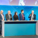 """Gipfel-Session """"Smart City-Datenplattformen in Deutschland: Wie etablieren wir digital souveräne Plattform-Infrastrukturen für Kommunen?"""""""
